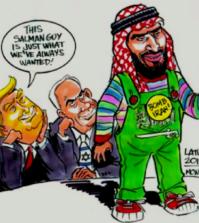 USA Israele Sauditi