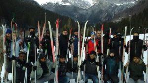 Corsi di sci gratuiti per migranti