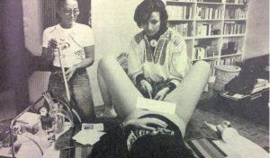 Emma Bonino quando uccideva bambini con la pompa delle biciclette