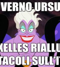 Il governo Ursula a guida UE