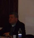 incontro vescovo stampa