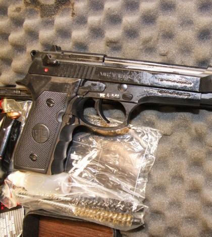 pistola 9x21