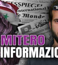 Siria: il cimitero dell'informazione