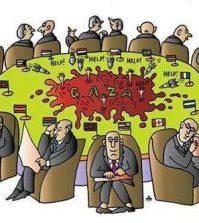 Gaza muore nell'indifferenza